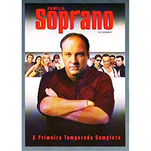 Familia Soprano 1A Temp [DVD]