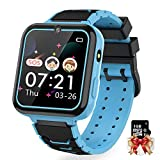 Winnes Reloj Inteligente para Niños, Smartwatch niños con Hacer Llamada, SOS, Música, Juegos y Despertador, Regalo para Niño Niña de 3-12 años
