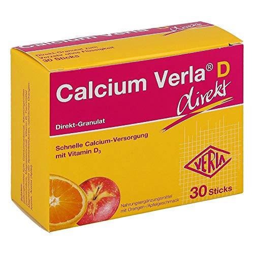 CALCIUM VERLA D direkt Granulat - 30 St Granulat 14287844