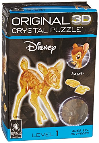Bepuzzled Original 3D Crystal Puzzle - Bambi by