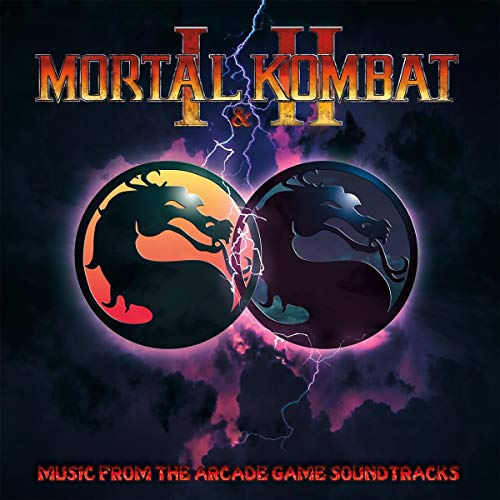 Mortal Kombat I and II-Music from the Arcade Gam [Vinyl LP]