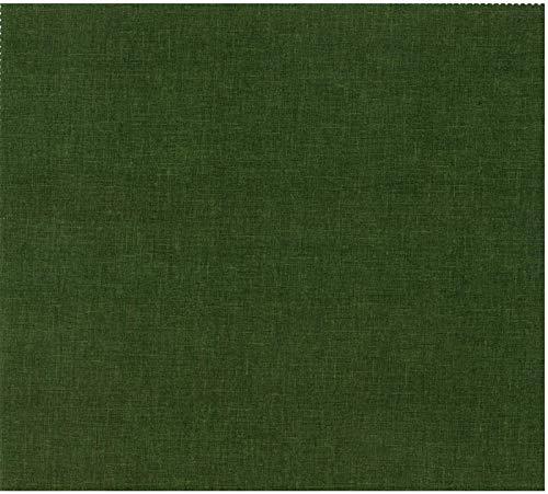 LI.G. Cuscini Decorativi per Divano Colorati Vari Colori CM 40X40 (Verde Scuro)