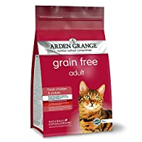 Contains 26 Percent fresh chicken and 25 Percent chicken meat meal Grain free recipe; no added cereals or grain Suitable for adult cats Includes prebiotics, joint supplements and yucca extract Naturally hypoallergenic