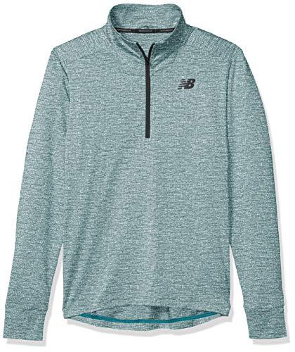 New Balance NB SS20 Sweatshirt, Mg3, S Mens