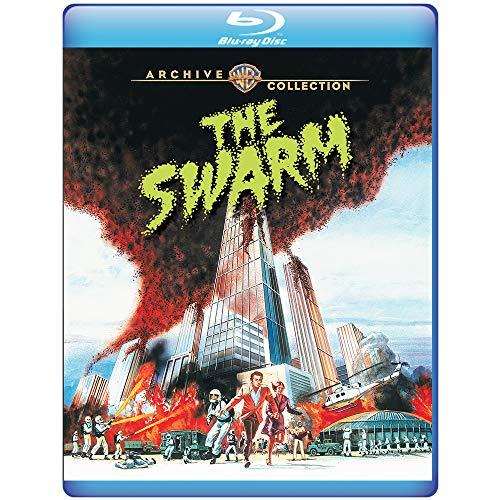 Swarm (1978) [Edizione: Stati Uniti] [Italia] [Blu-ray]