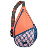 KAVU Paxton Pack Rope Sling Crossbody Bag-Hazy Impressions