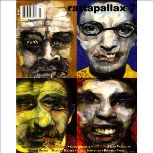 Rattapallax 7 audiobook cover art