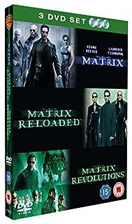 The Matrix Trilogy : Matrix / Matrix Reloaded / Matrix Revolutions (3 Disc Box Set) [DVD] (B000BHZ1DS) | Amazon price tracker / tracking, Amazon price history charts, Amazon price watches, Amazon price drop alerts