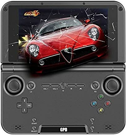 GamePad Digital GPD XD (32 GB) - Android Quad-Core Gaming Tablet 5'' con Emuladores y Roms para PlayStation, PSP, Nintendo 64, Gameboy, Sega, Arcade Mame, Dreamcast