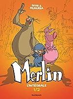 Merlin - Intégrale - tome 1 - Merlin - intégrale T1/2 de Sfar Joann