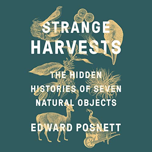 Strange Harvests audiobook cover art