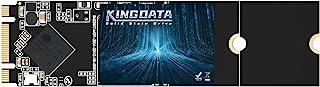 SSD M.2 2280 1TB KINGDATA Ngff Disco Duro Interno De Unidad de Estado Sólido de Alto Rendimiento para Computadora Portátil...