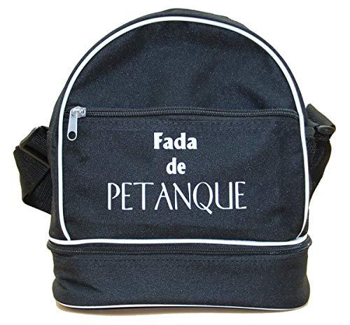 PATOUTATIS - Sac bandoulière pétanque Fada de pétanque