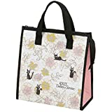 Skater Kiki's Delivery Service Thermal Insulated Lunch Bag with Zip Closure - Jiji Elegance