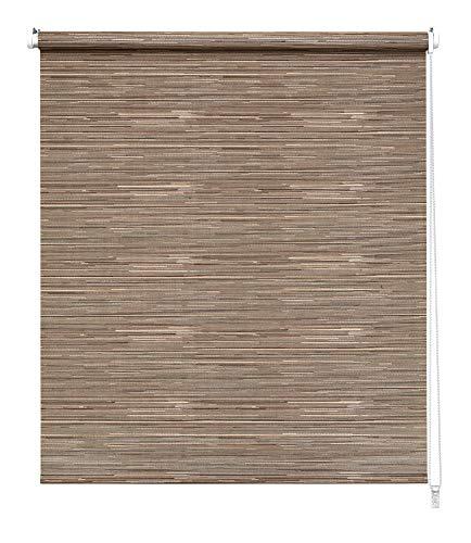 Easydeco Estor Enrollable translúcido - Coast rallado (105_x_250_cm)