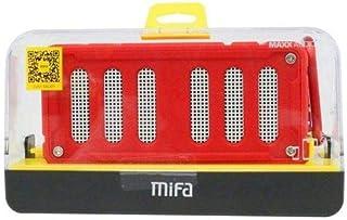 سماعة بلوتوث MIFA F6 NFC مضادة للماء IPX4 متوافقة مع سماعات ستيريوهات TF