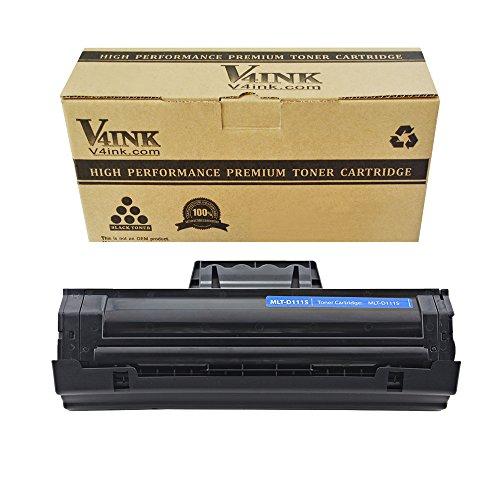 V4ink 1 x Compatible Cartucho de tóner Samsung MLT-D111S para Samsung Xpress M2070 M2070W M2070FW M2020W M2020 M2022 M2022W M2078W M2026 M2026W - (Negro, 1000 Copias)