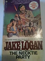 The necktie party (The Original adult western) 0867211342 Book Cover