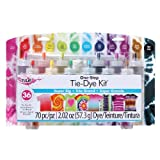 Tulip one-step tie-dye Kit: Super Big 12 Colors, Tie Dye