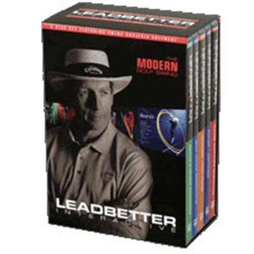 David Leadbetter Interactive The Modern Golf Swing DVD Improvement Drills