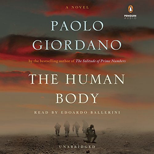 The Human Body audiobook cover art