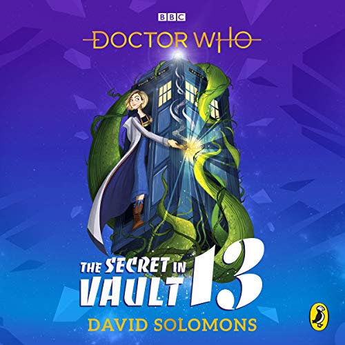Doctor Who: The Secret in Vault 13 cover art