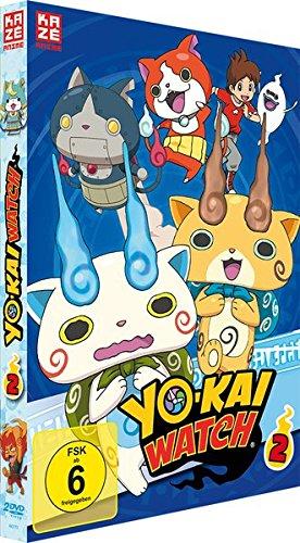 Yo-kai Watch - Vol.2 - [DVD]