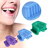 3 PCS/Set Bite Prop Bite Blocks Apparecchio dentale Dispositivo di supporto per cuscino apri bocca