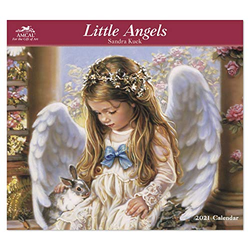 2021 Sandra Kuck Little Angels Wall Calendar,...