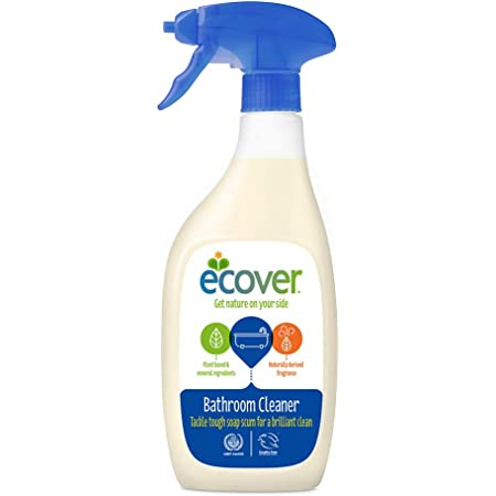 風呂洗剤 エコベール バスルームクリーナー(お風呂用洗剤) 本体500ml
