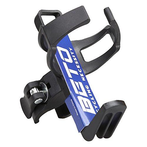 Fantastic Zone Adjustable Bike Bicycle Aluminum Water Bottle Cage Holder Rack