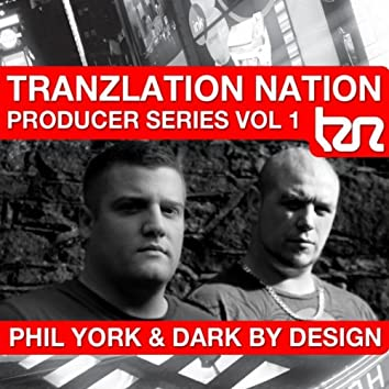 Tranzlation Nation - Phil York & Dark by Design