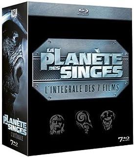 La Planète des Singes - Intégrale 7 Blu-ray (dont La Planète des singes : Les Origines) (B005MON9WU) | Amazon price tracker / tracking, Amazon price history charts, Amazon price watches, Amazon price drop alerts