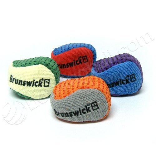 Brunswick Bowling Ball Microfiber Dot Grip Ball, Gripsack