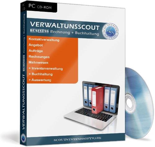 Verwaltungsscout - Business Edition - Rechnung und Buchhaltung Software