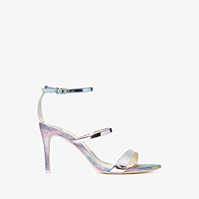 Sophia Webster Rosalind Mid Sandal (Mermaid Glitter) Women
