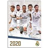 Real Madrid FC Kalender 2020 Offizieller Merchandise-Artikel -