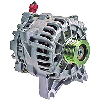 New Alternator Replacement For 1999-2004 Replacement Ford Mustang 4.6L 4.6 XR3U-10300-AA XR3U-10300-AB XR3U-10300-AC XR3Z-10346-AA A250-283N XR3U-AA XR3U-AB XR3U-AC