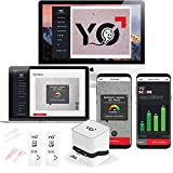 YO Home Sperm Test for Android, MAC and Windows PC Devices | Check Description for Compatibility | Includes 2 Tests | Men's at Home Fertility Test | Check Moving Sperm and Record Videos