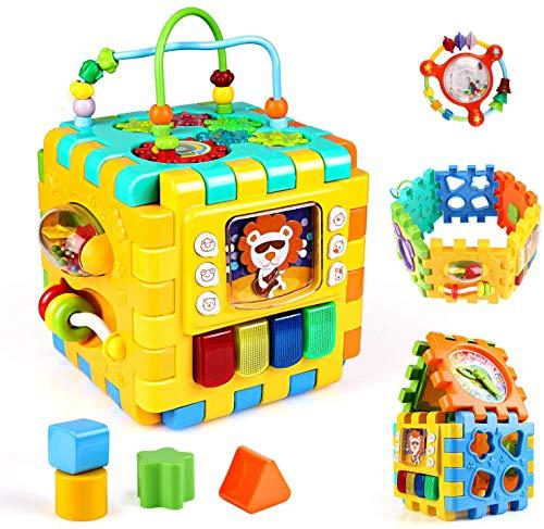 BBLIKE Baby Activity Cube