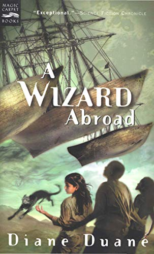 A Wizard Abroad (Young Wizards Series Book 4) (English Edition)