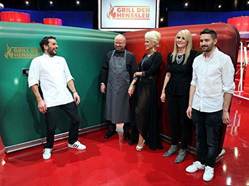 Mit Helena Fürst, Sophia Wollersheim und Menderes Bagci
