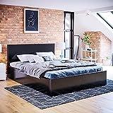 Best Double Beds - Vida Designs Lisbon Double Bed, 4ft6 Ottoman Bed Review