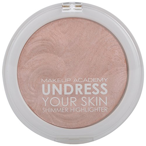 MUA Profesional Maquillaje -desvestirse Su Piel Rostro/Cuerpo Iluminador Polvo
