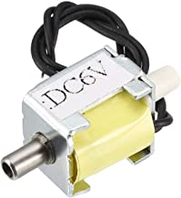 uxcell Miniature Solenoid Valve 2 Way Normally Closed DC6V 0.32A Air Solenoid Valve