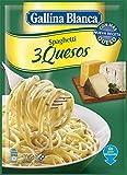 Gallina Blanca - Spaghetti 3 Quesos, 175 g