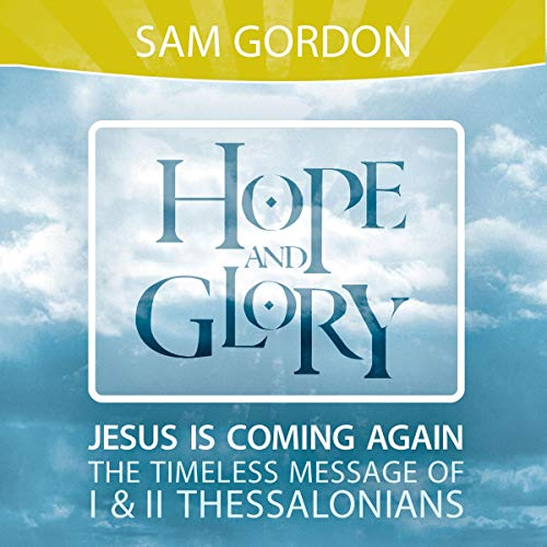 Hope and Glory audiobook cover art
