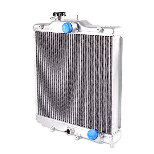 honda 3 row aluminum radiator - 3