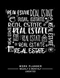 Real Estate Agent Planner: Perfect Gift for Realtor - Undate