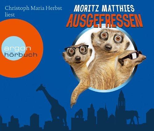 Ausgefressen von Moritz Matthies Ausgabe 8 (2012)